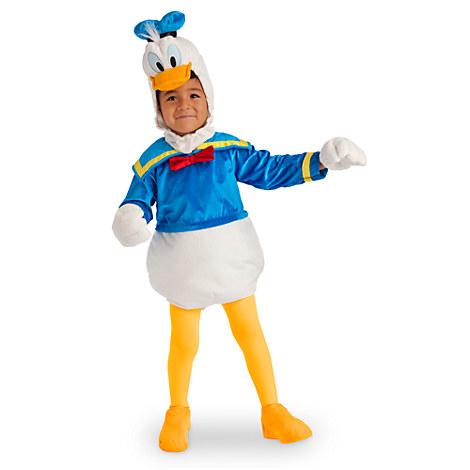 Disney Store Donald Duck Plush Costume for Toddler Boys ...  Disney Store Do...
