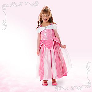 Aurora Deluxe Costume for Kids