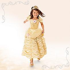 Belle Deluxe Costume for Kids