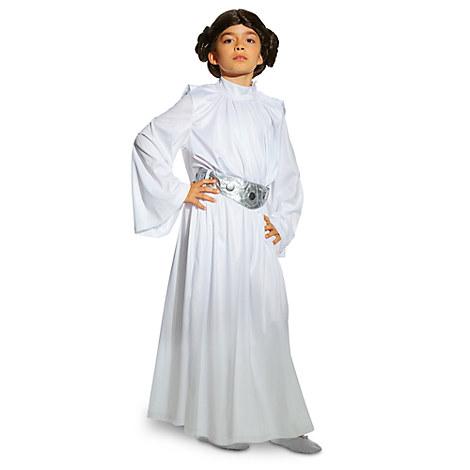 Princess Leia Costume For Kids