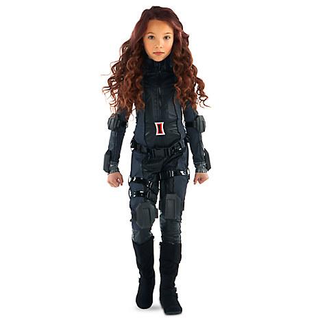 Black Widow Costume for Kids - Captain America: Civil War ...