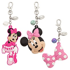 Minnie Mouse Bag Charms Set