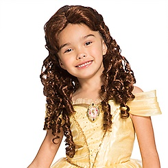 Belle Costume Wig for Kids