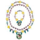 Frozen Fever Necklace and Bracelet Set