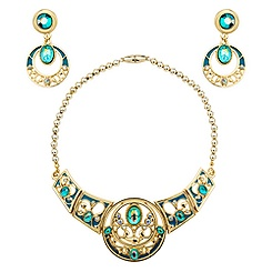 Jasmine Costume Jewelry Set