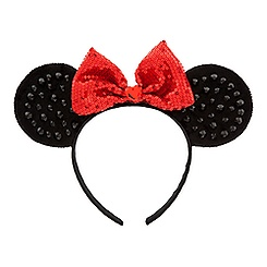 Minnie Mouse Ears Headband for Kids