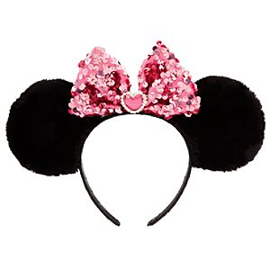 Minnie Mouse Ear Headband for Kids