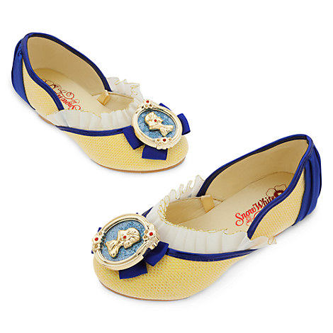 snow white costume shoes for
