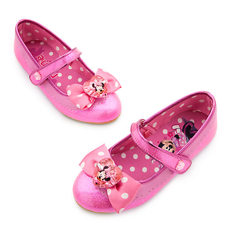 minnie mouse costume shoes for pink