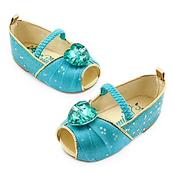 Jasmine Costume Shoes for Baby