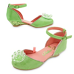 Tinker Bell Costume Shoes for Kids