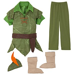 Peter Pan Costume for Kids