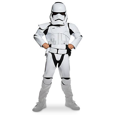 Stormtrooper Costume for Kids - Star Wars: The Force Awakens