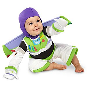 Buzz Lightyear Costume for Baby