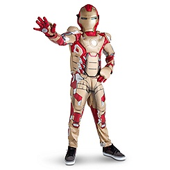 Iron Man 3 Deluxe Costume for Boys