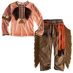 Tonto Costume for Boys - The Lone Ranger