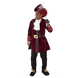 Captain Hook Costume for Adults