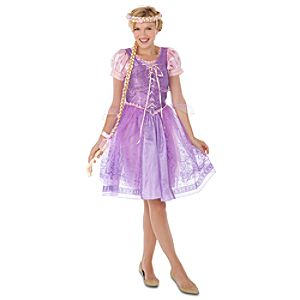 Tangled Rapunzel Costume for Women