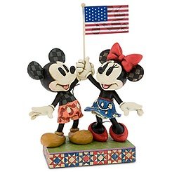 Minnie & Mickey Mouse Figurine
