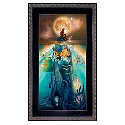 The Little Mermaid Giclée