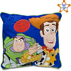 Light-Up Toy Story 3 Pillow