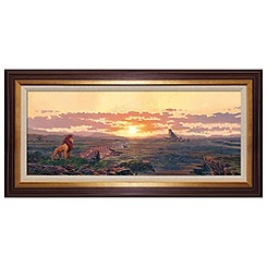 The Lion King Giclée