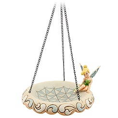 Tinker Bell Birdbath or Birdfeeder by Jim Shore