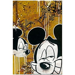 Mickey Mouse ''Tres Mickey'' Giclée on Canvas - BLOC28