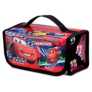 Cars 2 Marker Roll Art Set