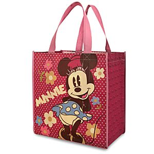 Reusable Minnie Mouse Tote