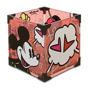 Minnie and Mickey Mouse Candle Holder by Britto