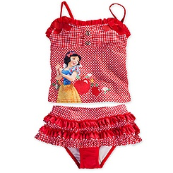 Snow White Deluxe Swimsuit for Girls