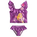 Rapunzel Swimsuit for Girls