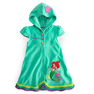 Ariel Cover-Up for Girls - Personalizable
