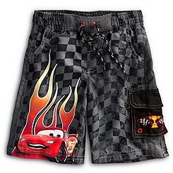 Cars Swim Trunks for Boys