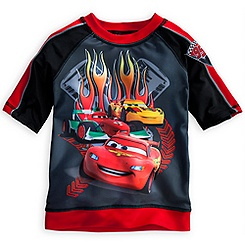 Cars Rash Guard for Boys