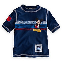 Mickey Mouse Rash Guard for Boys