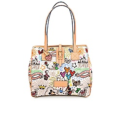 Disney Sketch Tote Bag by Dooney & Bourke - Large