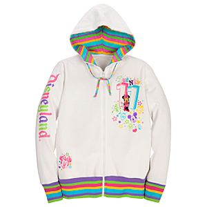 2011 Disneyland Resort Hooded Fleece Jacket