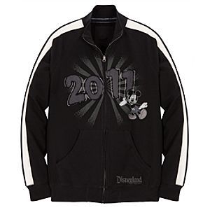 2011 Disneyland Resort Track Jacket