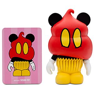 Vinylmation Bakery Series 3 Figure -- Mickey Mouse Cupcake