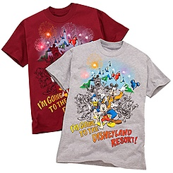 ''I'm Going to the Disneyland Resort!'' Tee for Kids