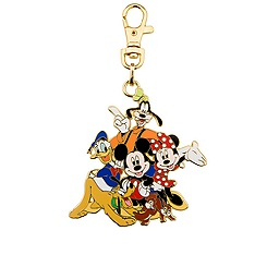 Mickey Mouse and Friends Lanyard Medal