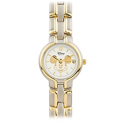 Mickey Mouse Sundial Watch for Women