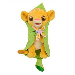 Disney's Babies Simba Plush Doll and Personalized Blanket