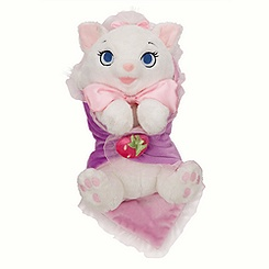 Disney's Babies Marie Plush Doll and Personalized Blanket