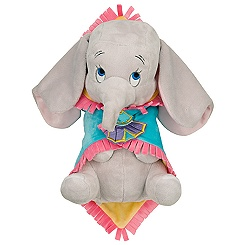 Disney's Babies Dumbo Plush Doll and Personalized Blanket