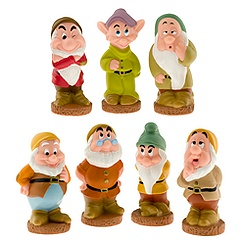Seven Dwarfs Squeeze Toy Set - 7-Pc.