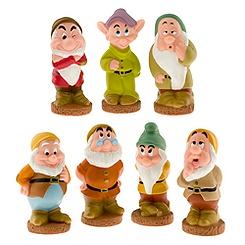Seven Dwarfs Squeeze Toy Set