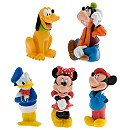 Mickey Mouse and Friends Squeeze Toy Set - 5-Pc.